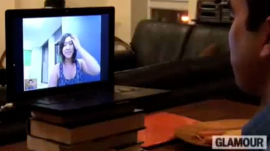 Skype and the Single Life: Glamour Guy Dating Blogger Ryan Dodge's Second Video Date