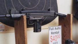 Inside America's Gun Shops, from Jeanne Marie Laska's GQ Report
