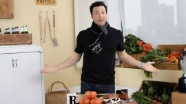 "Chef Rocco Dispirito on Staying ""Mansome"" and Mama's Meatballs"