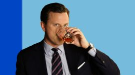 Today Show & Morning Joe Host Willie Geist Loves Super Chunky Peanut Butter & Dance Parties