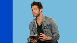 Designer Nate Berkus Shows off his Favorite Marc Jacobs Boots and Skincare Secrets