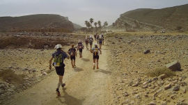 Will He Make It Through the Sahara? James Marshall Pushes On in the Epic Marathon de Sables