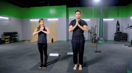 YOGA: Warm Up Routine