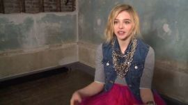 Chloe Grace Moretz's 2013 Teen Vogue Cover Shoot