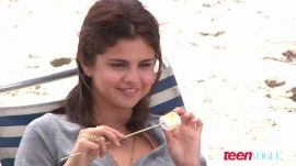 Selena Gomez's 2012 Teen Vogue Cover Shoot