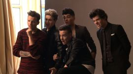 One Direction's 2013 Teen Vogue Cover Shoot