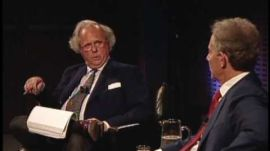 In Conversation with: Graydon Carter with Tony Blair (4/6)