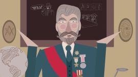 Meet The Commander, Vanity Fair's Cultural Guru
