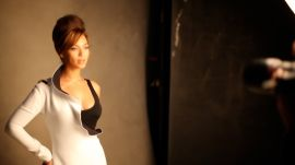 Behind the Scenes: Beyoncé's March 2013 Cover Shoot