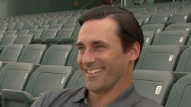 Jon Hamm Never Thought He'd Be in Vogue - Go Behind the Scenes on His First Shoot