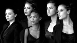 Va-Va-Boom: The Victoria's Secret Girls Go Vogue