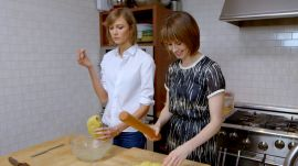 Karlie Kloss in the Kitchen