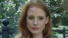 "Jessica Chastain Stars in ""Scripted Content"""