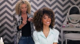 The Perfect Curly Cut