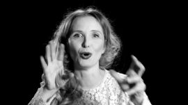 Julie Delpy Confesses Her Cinematic Crush
