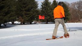 Teeing Up in the Winter