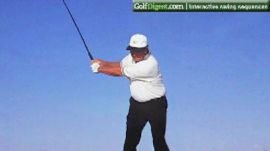 Jack Nicklaus' Signature Face-on Swing