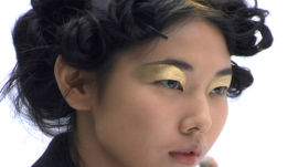 Allure Backstage Beauty: Pure Gold, Fall 2008