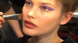 Allure Backstage Beauty: Pop Art, Fall 2008