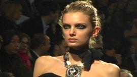 Allure Backstage Beauty: Pretty Tough, Fall 2008