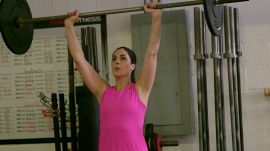 Laura Prangley Recovers from CrossFit