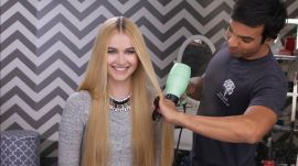 How to Get a Super Sleek Blowout Without the Frizz