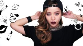 Michelle Phan Transforms Into Rihanna