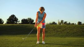 Krista Dunton: Putting With A Counterbalanced Putter