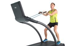 Treadmill Toning
