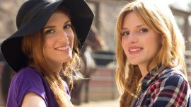 Horseback Riding With Bella Thorne and Her Sister, Dani