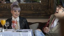 Kelly Osbourne Takes a Personality Test