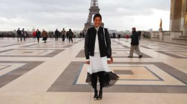 How to Dress Like You Live in Paris: Styling Tips for Bags, Scarves and Jackets from Showgoers at Fall 2014 Paris Fashion Week
