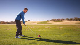 Breaking 100: Smashing Your Drive with Center Contact
