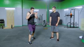 BOOT CAMP: Fight Conditioning Workout