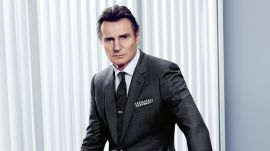 Liam Neeson: The GQ Style Survey