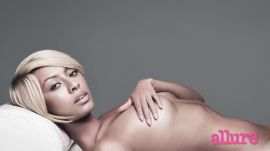 Kaley Cuoco, Keri Hilson, and More Bare it All for Allure 2011