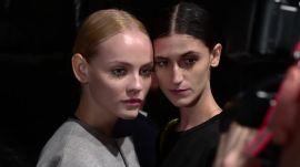 The Look of Prada Fall 2014