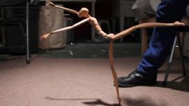 Basil Twist Discusses Puppetry