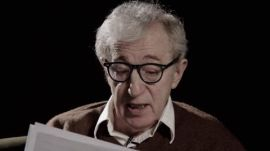 Woody Allen: Not a Creature Was Stirring