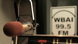 A Weak Signal at WBAI