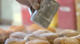 Doughnuts, Made by Hand in Brooklyn