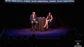 George Saunders and Deborah Treisman (Full)