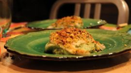Judith Thurman: Turbot with Pistachio Crust