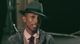 Pharrell's Dating Advice