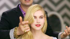 Celeb Stylist Ashley Javier Shows You How to Get Retro-Glam Hair