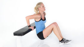 Bench Burn Workout