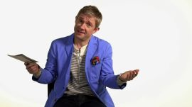 Martin Freeman's Tips on How to Not Get Emasculated