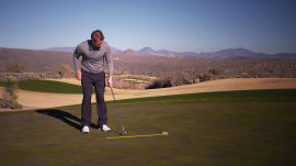 Breaking 90: Making Your 3-Footers