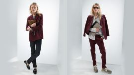 Two Ways to Style This Season's Must-Have Blazer by Céline