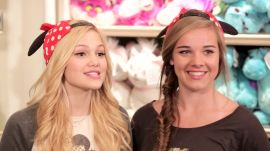 Besties Word Association: Disney Edition with Olivia Holt
